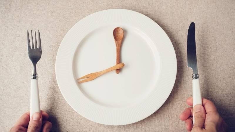 Die letzte Stufe beim Training: 24 Stunden ohne Nahrung