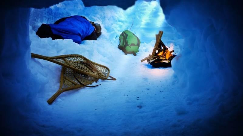 7 Gefahren von Schneehöhlen und wie du sie vermeidest