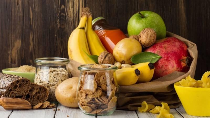 Ausgewogenen Ernährung ist wichtig, auch auf einem Survival-Ausflug