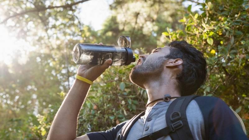 Wie schätzt du deinen Wasserbedarf ein?