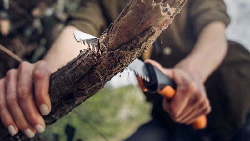 Die beste Säge für Bushcraft und Survival (faltbar)