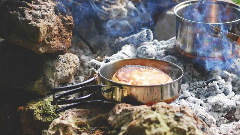 3 Brotrezepte für die Pfanne [für Survival und Bushcraft]