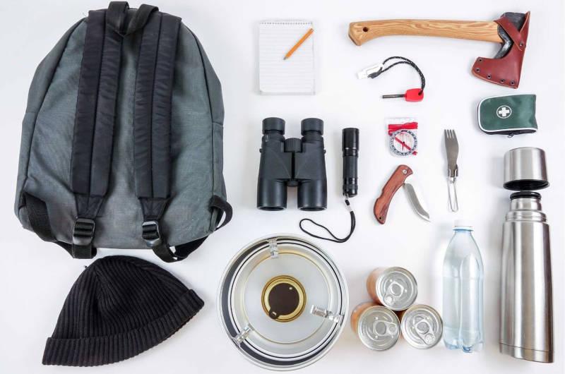 Der Bug Out Bag ist deine 72-Stunden-Notausrüstung, welche du am Körper trägst