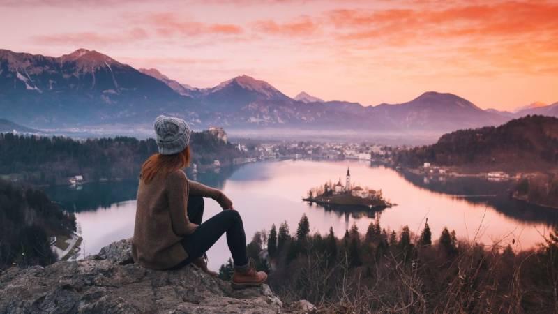 Camping und Zelten in Slowenien: ein schneller Überblick
