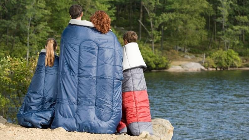Dein Schlafsack sollte so ausgewählt sein, dass er zu deinen Bedürfnissen passt