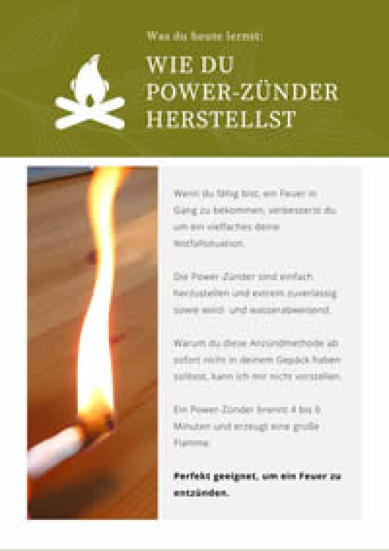 Vorschau Bild 1 zum E-Book Power-Zünder herstellen