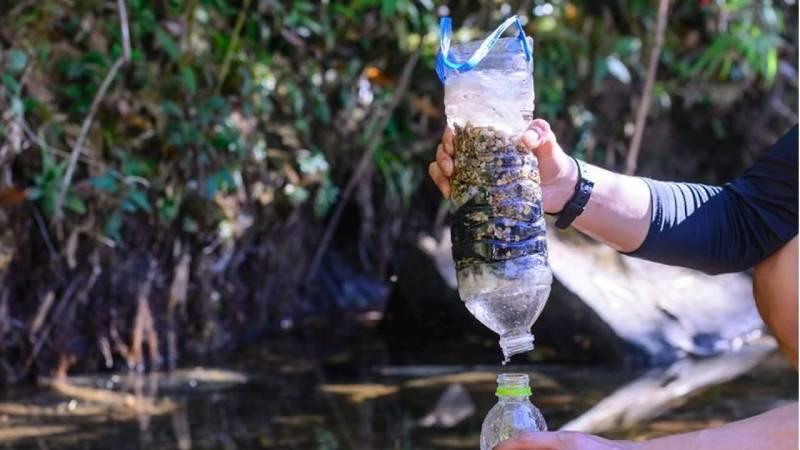 Wasserfilter selber bauen - Survival und Bushcraft Basics