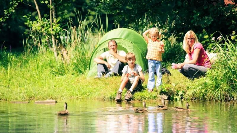 15 großartige Familien-Camping-Tipps für Anfänger