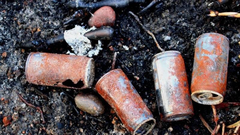 Müll gehört niemals ins Feuer – nicht nur wegen der Umweltverschmutzung, sondern auch wegen den giftigen Dämpfen
