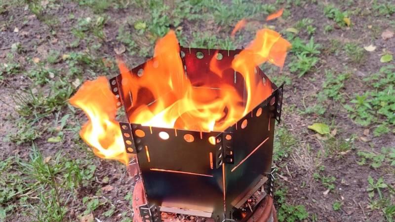 Der Flexfire 6 hat eine riesige Brennkammer