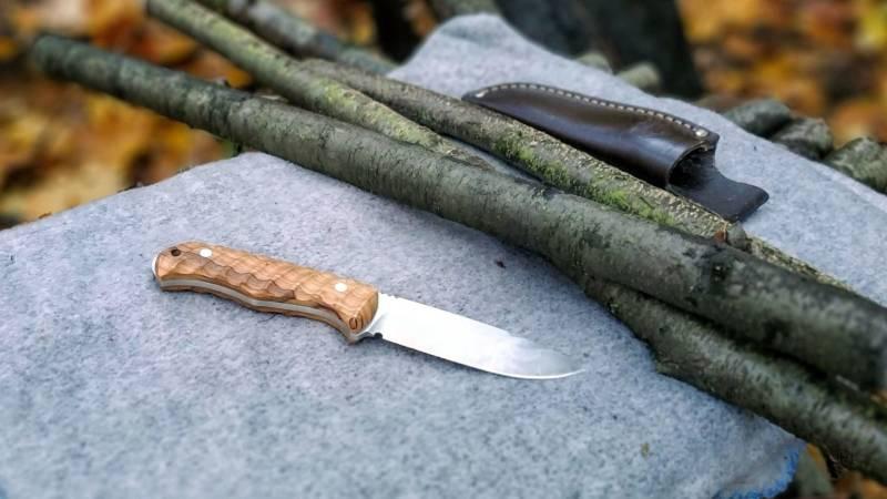 Messer-Regel: Lass dein Messer niemals stumpf werden