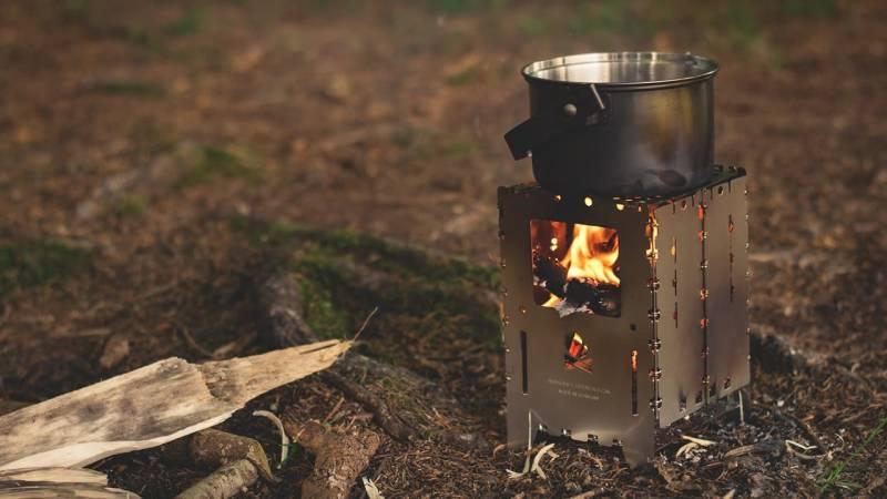 Was ist ein Hobo-Kocher? [Aufbau, Funktion, Vor- und Nachteile]