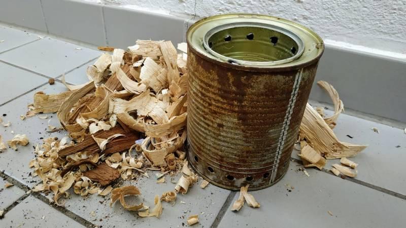 Wie du dir einen Holzvergaser baust [Bilder-Anleitung]