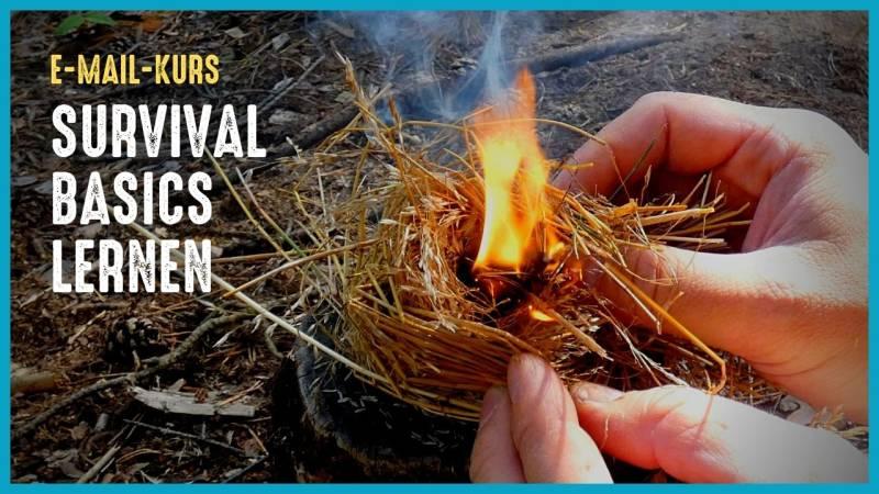 Survival-Basics-Kurs (Gratis)