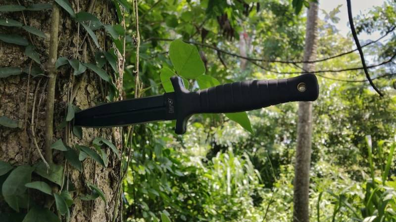 Manche Messer sind Waffen und es gelten daher besondere Gesetze