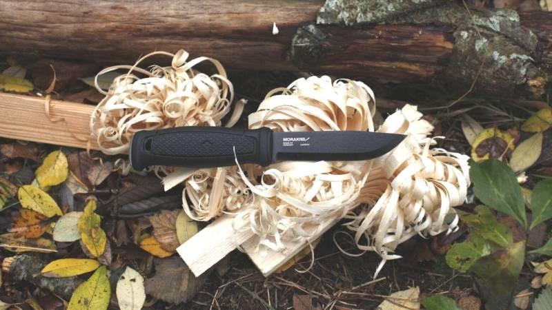 Feathersticks brennen hervorragend