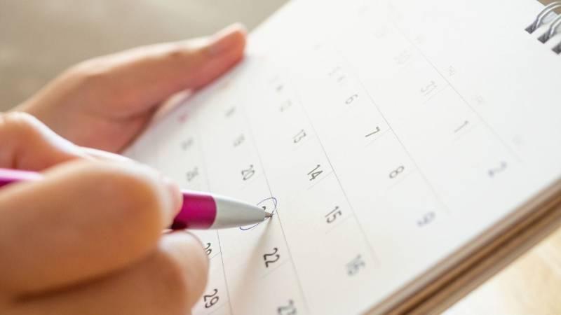 Plane deine Lernfortschritte und du wirst erfolgreich sein