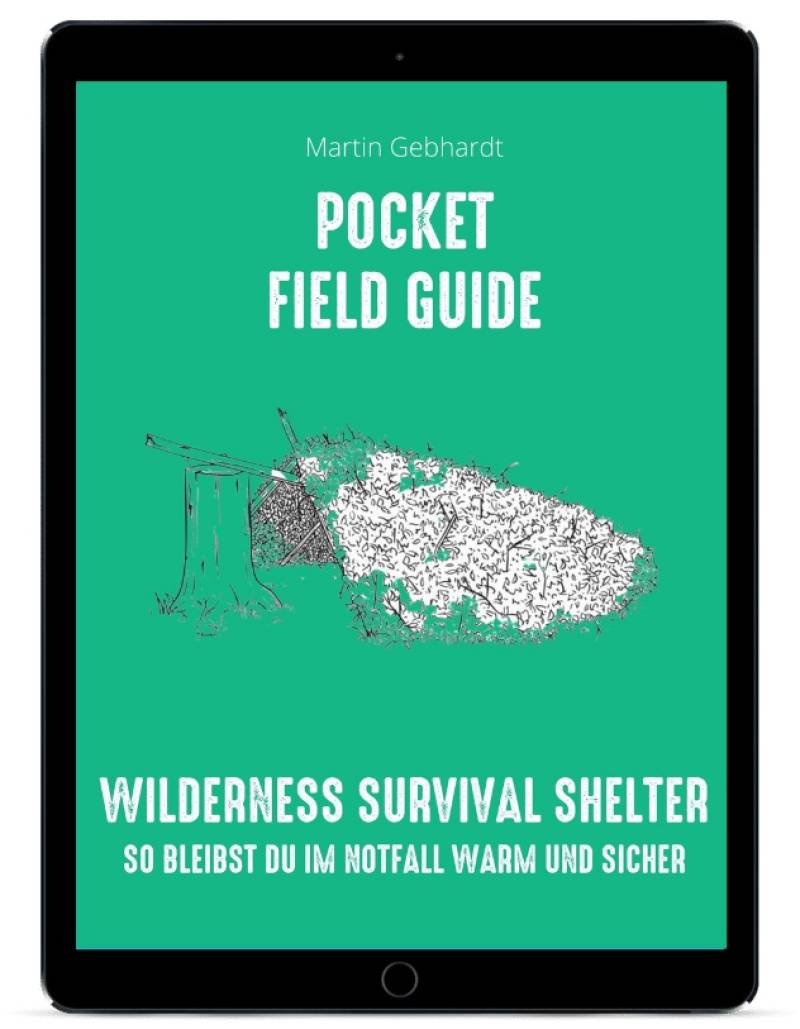 Pocket Field Guide: Wilderness Survival Shelter