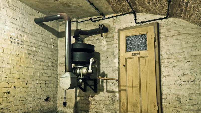 Ein gut ausgebauter Keller kann Gold wert sein in einer Notsituation