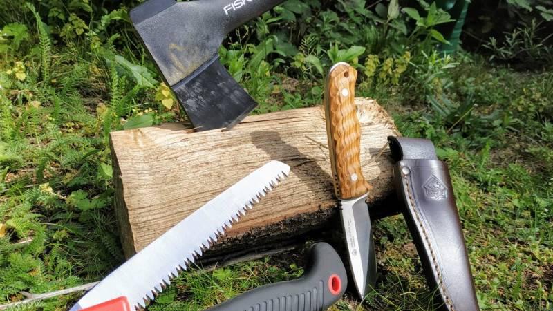 Survival Ausrüstung: diese 11 Tools brauchst du um in der Wildnis zu überleben