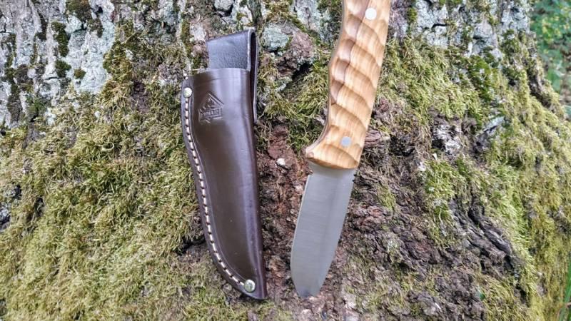 Das Survival-Messer PUMA IP ondular III (mit Video)