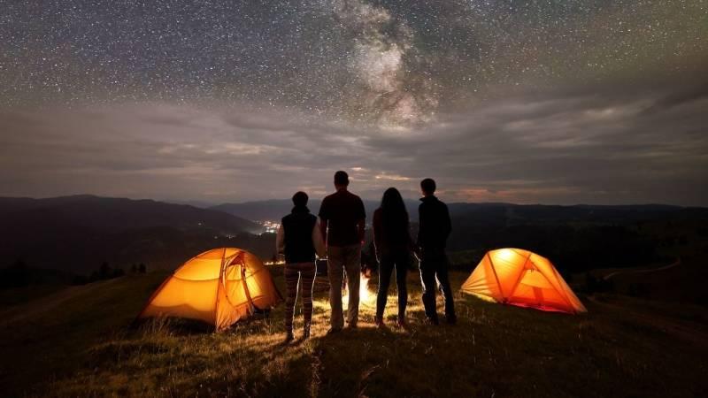 5 Tipps für die nächtliche Ankunft auf dem Campingplatz