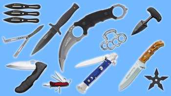 Ratgeber Messer-Recht