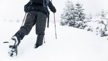 8 Tipps, mit denen du im Winter warm und bequem wanderst