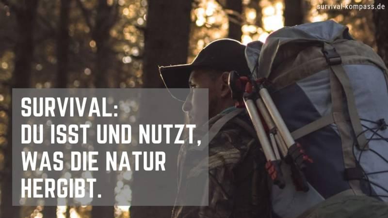 Was ist Survival?