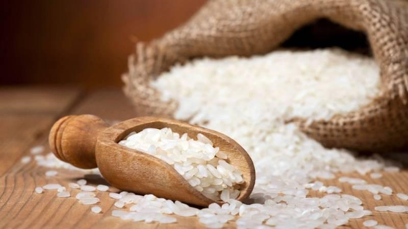 Ungekochter Reis ist unverderblich. Das Mindesthalbarkeistdatum spielt keine Rolle.