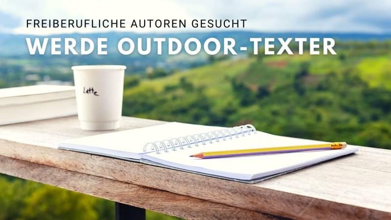 Werde ein Outdoor-Texter für Survival-Kompass