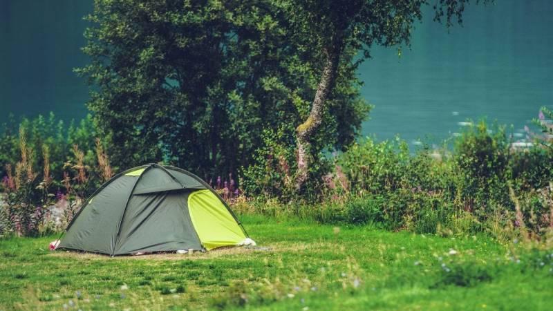 In Brandenburg findest du mehr als 25 Wildcamping-Plätze