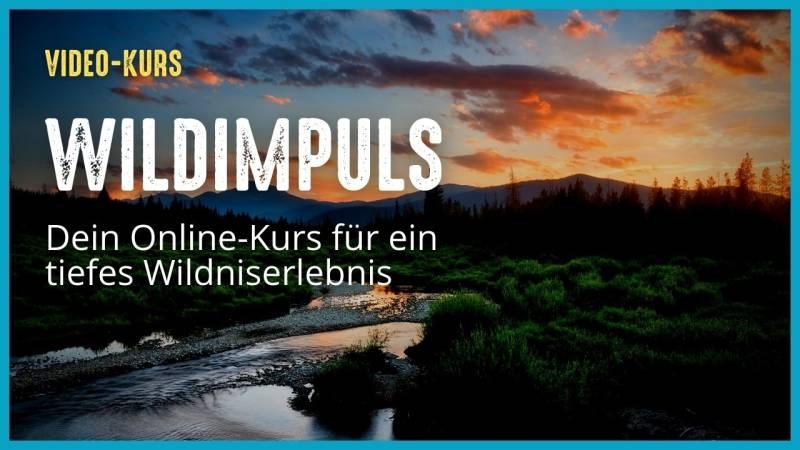 Wildimpuls: für ein tiefes Wildniserlebnis