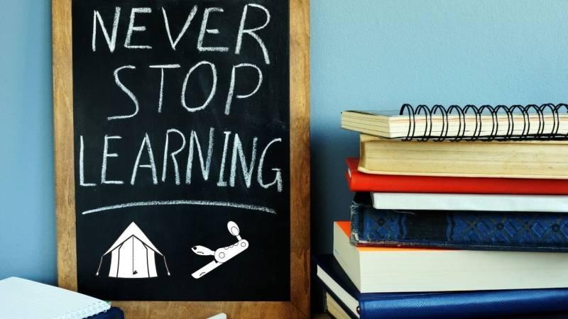 Lerne jeden Tag neue Dinge, die dich unabhängig und autark machen