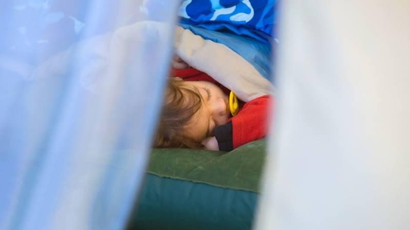Zelten und Camping mit Baby (+ Packliste als Download)