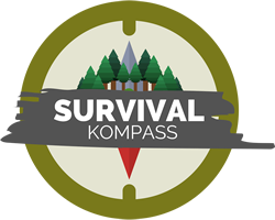 Survival Kompass Logo